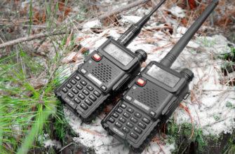 6 best walkie-talkies from Aliexpress 🔥